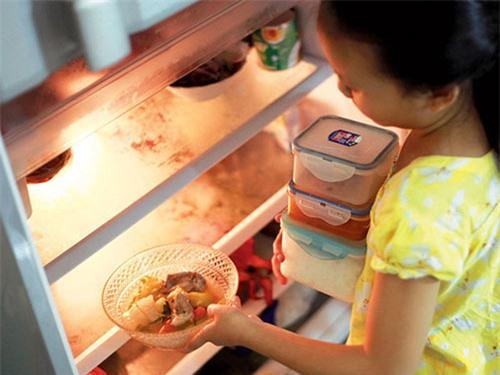 Thời gian tối đa để thực phẩm trong tủ lạnh ít mẹ biết - 1