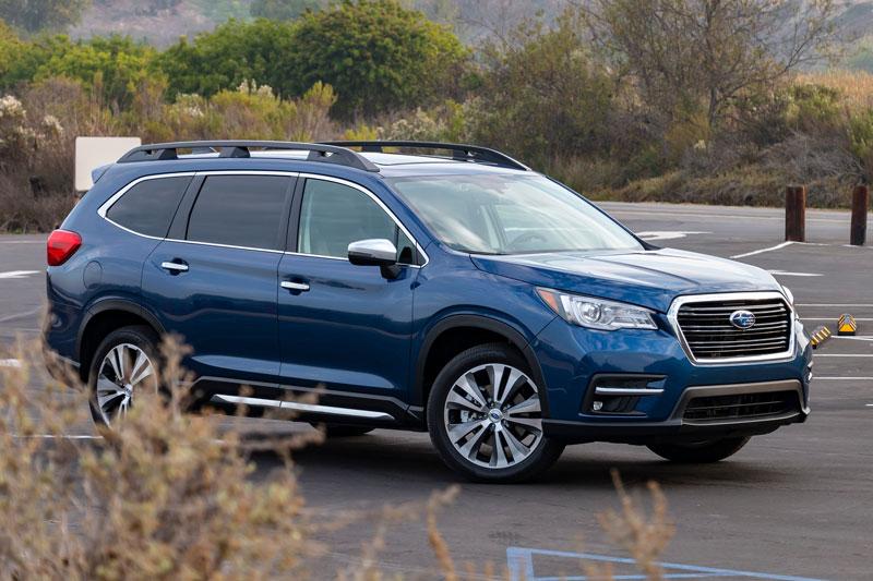 4. Subaru Ascent.