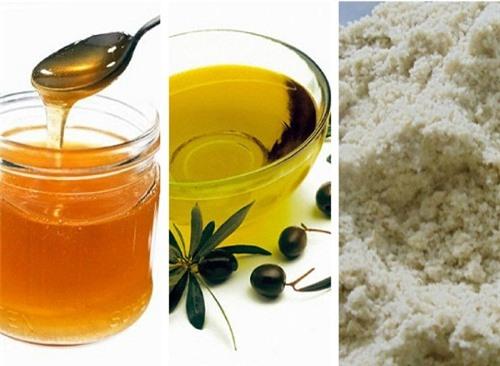 Những cách làm trắng da bằng cám gạo