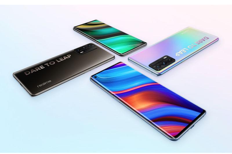 Realme X7 Pro Ultra 5G.