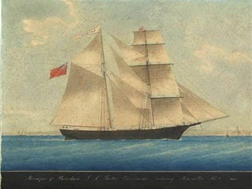 Tàu ma Mary Celeste và bí ẩn hơn 100 năm - 1