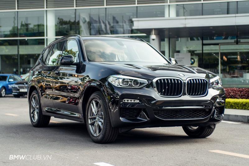 BMW X3 xDrive30i M Sport. Ảnh: BMWClub.