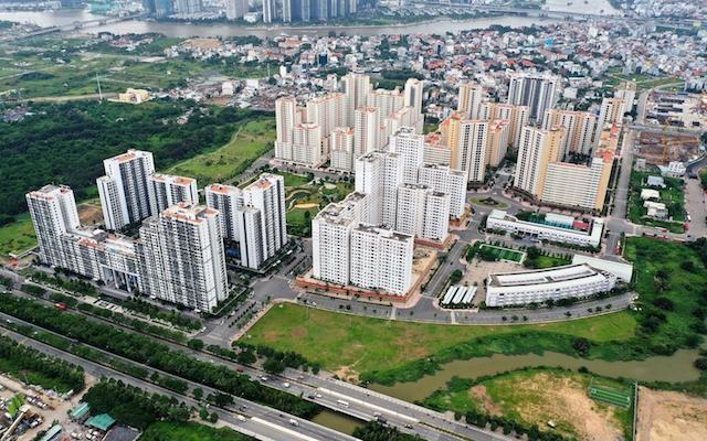 Giá nhà đất tại thành phố Thủ Đức đang ở mức cao.