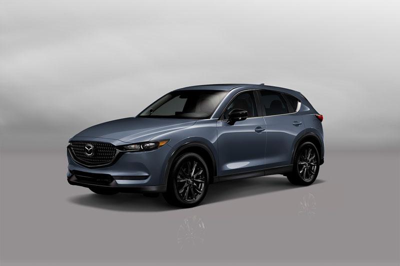 2. Mazda CX-5 2021 (giá khởi điểm: 25.270 USD, điểm tổng thể: 8,6/10).