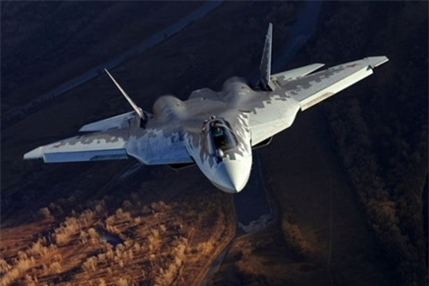 Ban giao them tiem kich Su-57 co the bi cham?