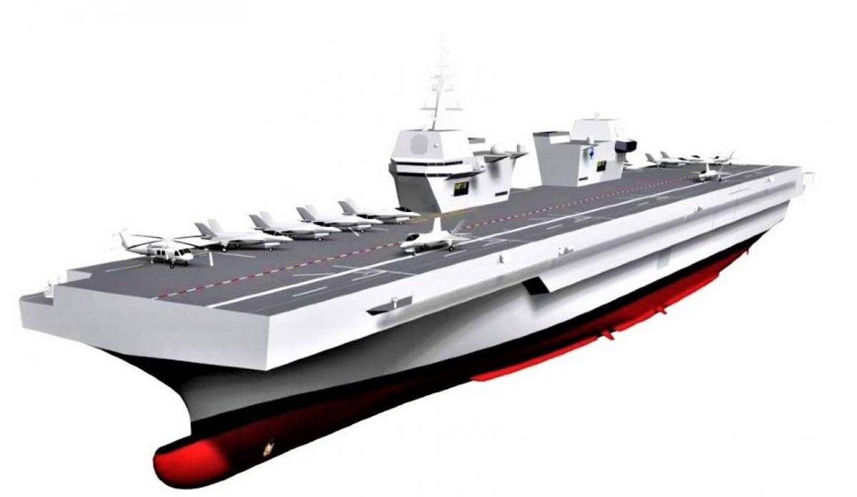 Hàn Quốc đóng hàng không mẫu hạm mà nước này không cần?-2