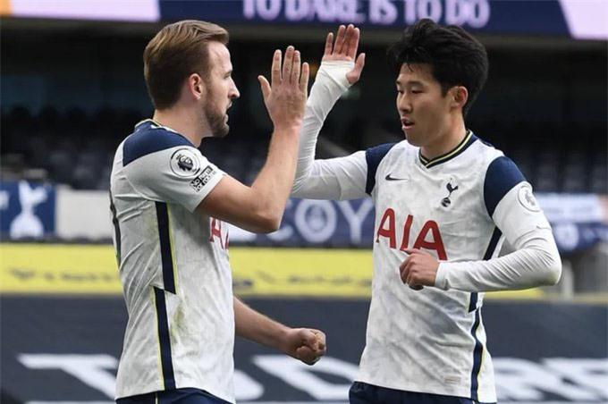 Tottenham có muốn bán Kane?