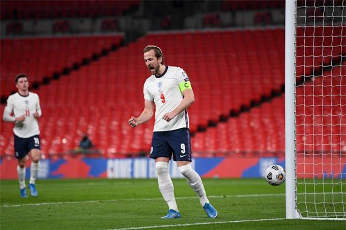 Kane chưa tỏa sáng ở những trận đấu quan trọng nhất