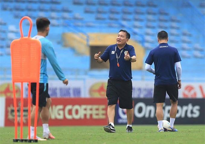 HLV Hoàng Văn Phúc đã bắt đầu công việc tại Hà Nội
