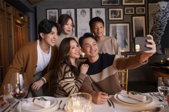 Tổ ấm nhỏ của Thu Hoài đã có kỳ nghỉ đáng nhớ tại Ninh Thuận.