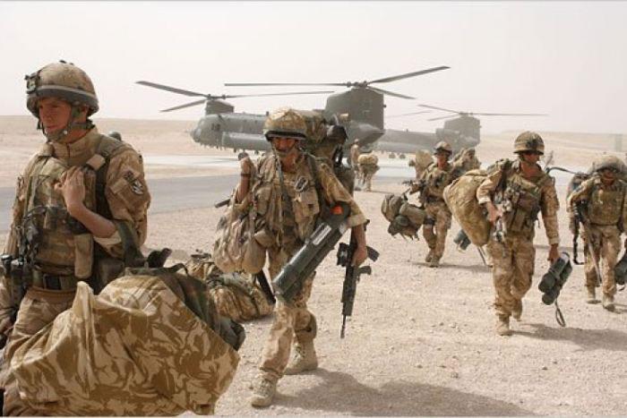 Quân đội NATO.