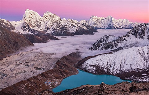 Ngẩn ngơ ngắm nhìn 7 kỳ quan đẹp mê hồn ở châu Á - 1