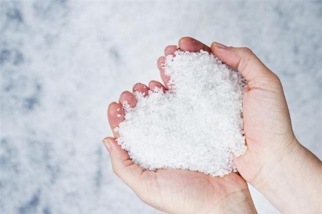 Muối không dành cho người tim mạch