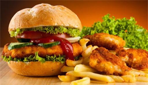 Đồ ăn nhanh không dành cho người tim mạch
