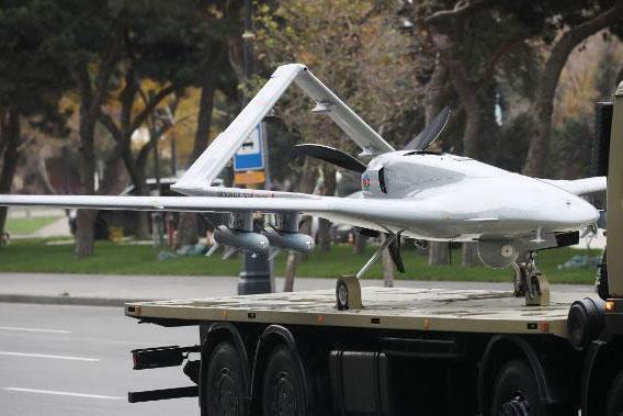 Phòng không Nga phát hiện UAV Bayraktar TB2 của Thổ Nhĩ Kỳ định xâm phạm biên giới. Ảnh minh họa.