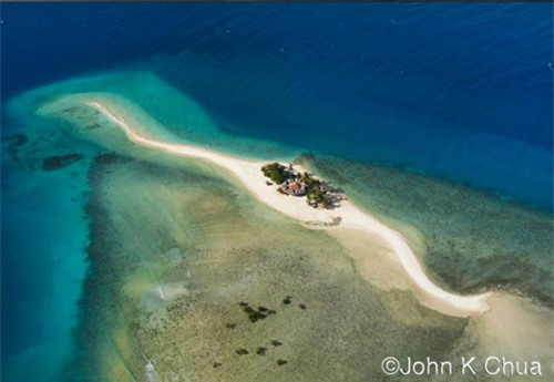 Vẻ đẹp siêu thực của đảo Rắn ở Đông Nam Á - 1