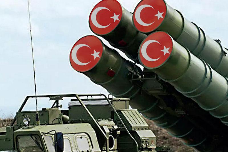 Thổ Nhĩ Kỳ gặp trục trặc kỹ thuật với hệ thống phòng không S-400
