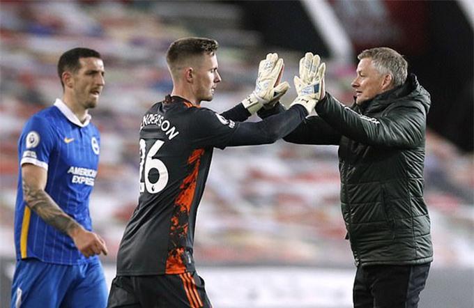 Solskjaer rốt cuộc đã chọn Henderson và nói lời tạm biệt De Gea?