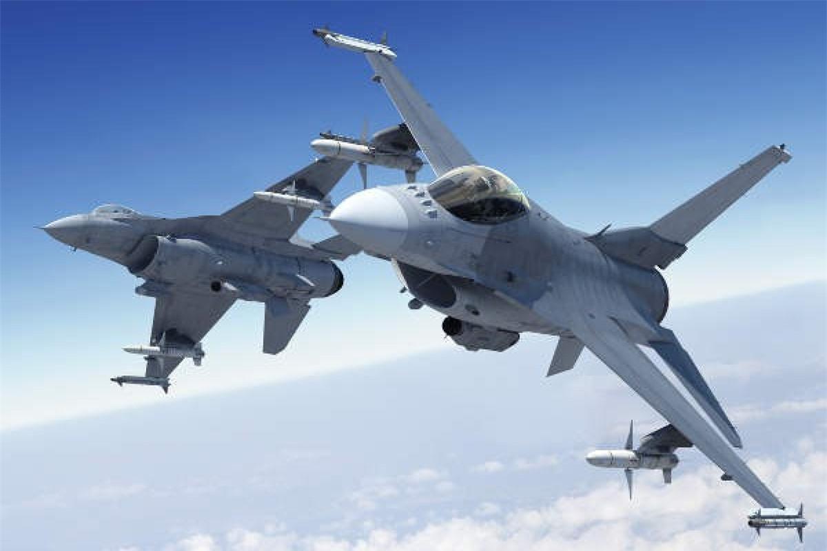 Tiêm kích F-16 Viper. Ảnh: Military Today.