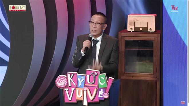 MC Lại Văn Sâm gặp tai nạn, phải xin lỗi khán giả để dẫn tiếp chương trình - Ảnh 4.