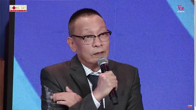 MC Lại Văn Sâm gặp tai nạn, phải xin lỗi khán giả để dẫn tiếp chương trình - Ảnh 5.