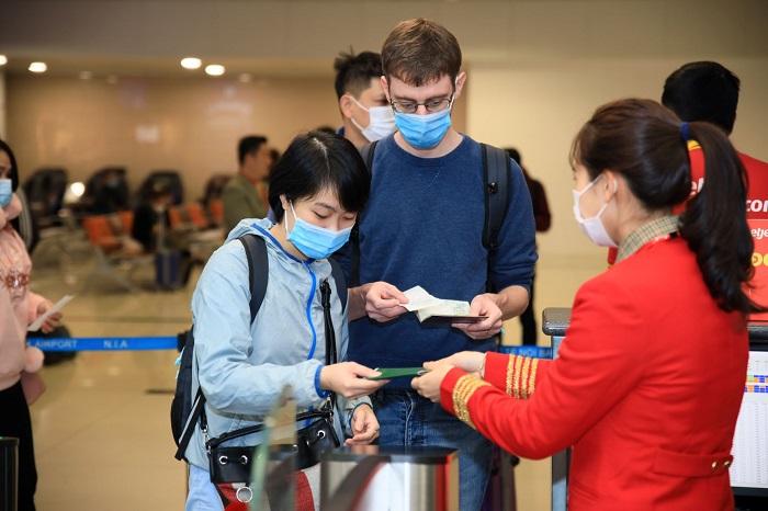 Theo quy định hiện hành của các quốc gia, vùng lãnh thổ, các chuyến bay từ Việt Nam sẽ chỉ phục vụ hành khách đáp ứng các quy định nhập cảnh, là người Việt Nam đi học tập, lao động, thăm thân, người nước ngoài từ Việt Nam về nước.