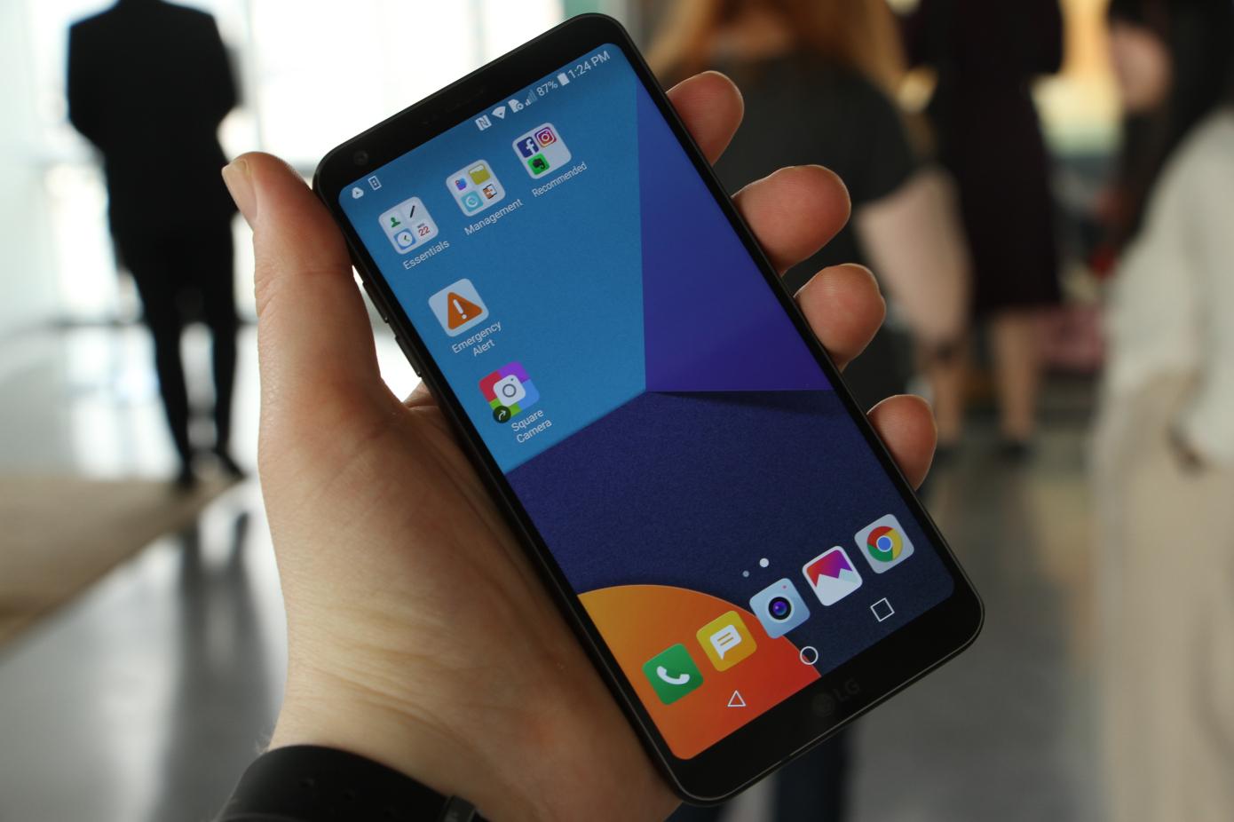 Người dùng đã bắt đầu tưởng nhớ điện thoại LG