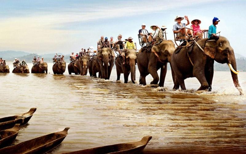 Đắk Lắk tổ chức nhiều hoạt động kích cầu du lịch để thu hút du khách.