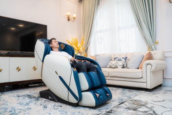 Ghế massage là sản phẩm được tích hợp nhiều tính năng đa dạng với mục đích chăm sóc sức khỏe hằng ngày của con người.