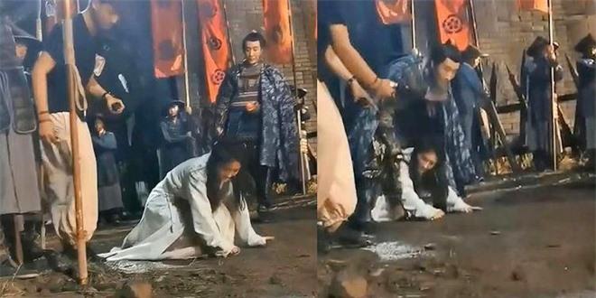 Diễn viên quần chúng bị dẫm đạp và thực tế tàn khốc ở phim trường Trung Quốc - Ảnh 2.