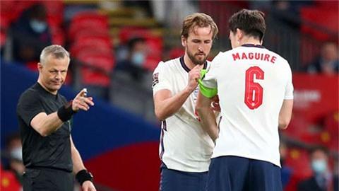 'Harry Maguire quan trọng với ĐT Anh hơn cả Kane'