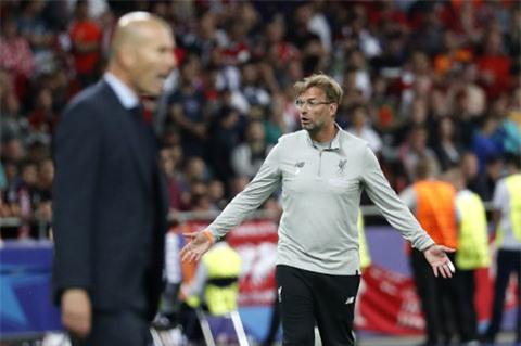 Thất bại trước Real Madrid của HLV Zidane không làm Klopp mất tự tin, mà lại trở thành động lực để ông cùng Liverpool vô địch Champions League 2018/19