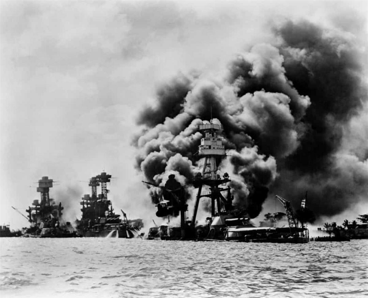 Sau cuộc tấn công Trân Châu cảng, Canada đã tuyên chiến với Nhật Bản trước cả Mỹ.