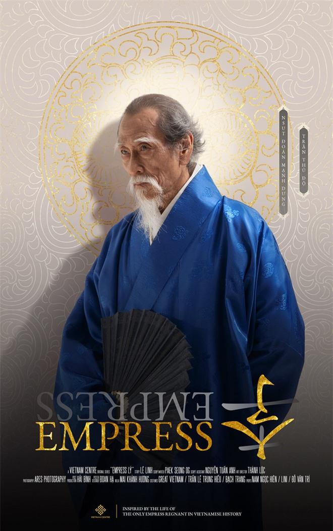 Phim cổ trang về nữ hoàng đế duy nhất của Việt Nam khiến netizen đứng ngồi không yên vì tạo hình chuẩn chỉ - Ảnh 2.