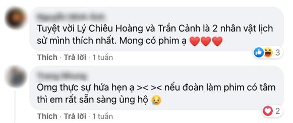 Phim cổ trang về nữ hoàng đế duy nhất của Việt Nam khiến netizen đứng ngồi không yên vì tạo hình chuẩn chỉ - Ảnh 7.