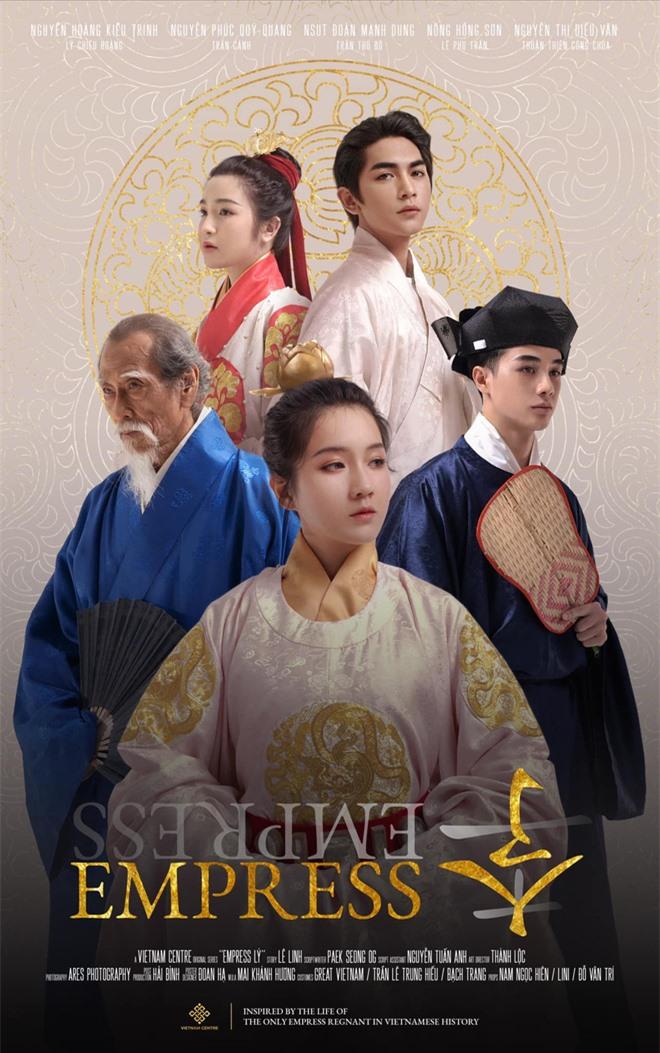 Phim cổ trang về nữ hoàng đế duy nhất của Việt Nam khiến netizen đứng ngồi không yên vì tạo hình chuẩn chỉ - Ảnh 9.