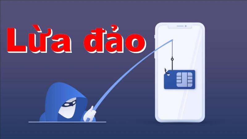 cảnh báo về hiện tượng nhiều người bị mang nợ hàng chục triệu đồng bởi chiêu thức giả mạo nhà mạng viễn thông, nhắn tin hướng dẫn nâng cấp SIM 4G để lừa đảo