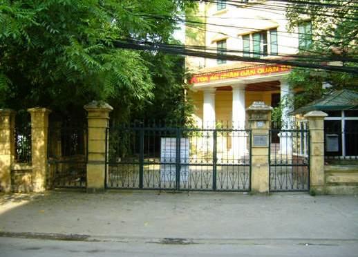 Tòa Án Nhân Dân quận Ba Đình