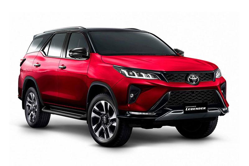 1. Toyota (doanh số: 1,32 triệu chiếc).