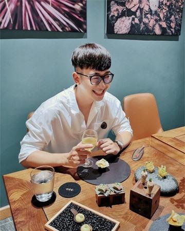 Thực đơn của nhà hàng Tung Dining đem đến trải nghiệm cao cấp, đã mắt cho thực khách. Ảnh: Ninh Tito.