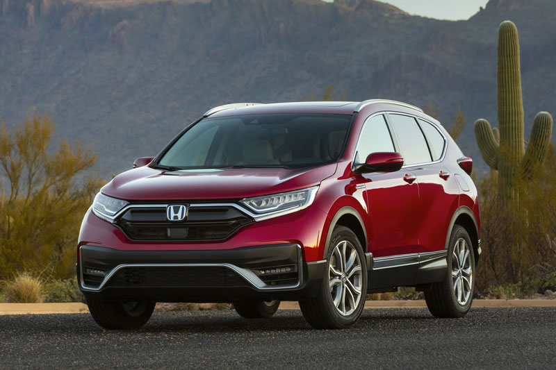 3. Honda (doanh số: 595.850 chiếc).