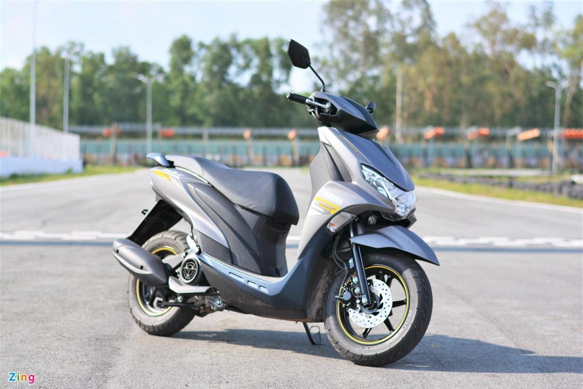 3 mau xe ga 125 cc gia duoi 40 trieu dong dang can nhac tai Viet Nam anh 2