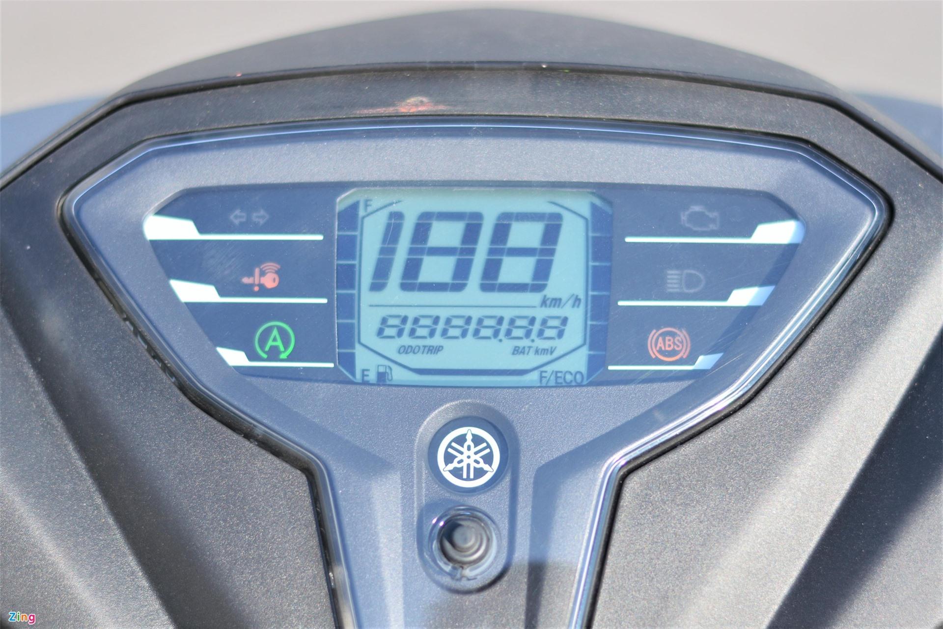 3 mau xe ga 125 cc gia duoi 40 trieu dong dang can nhac tai Viet Nam anh 4