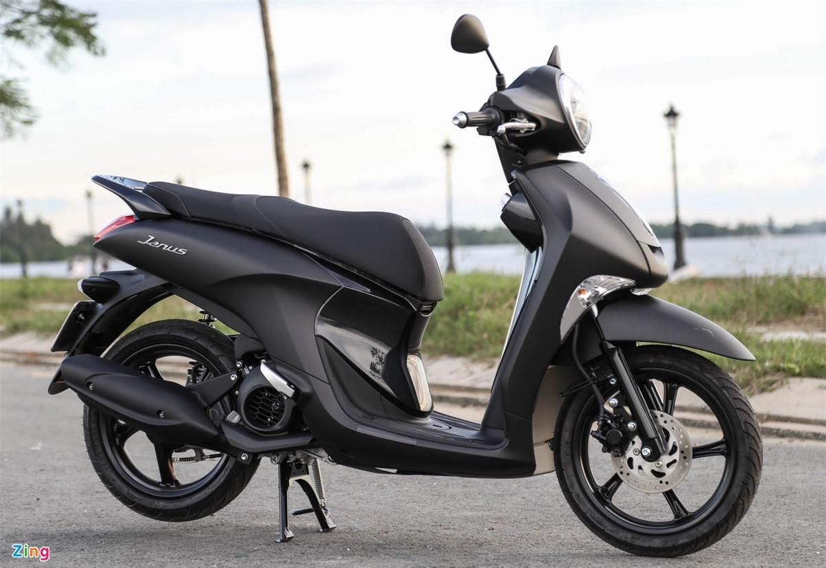 3 mau xe ga 125 cc gia duoi 40 trieu dong dang can nhac tai Viet Nam anh 8