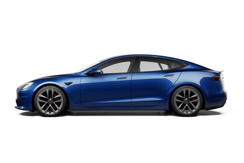 5. Tesla Model S.
