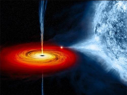 Bật mí 10 bí mật về lỗ đen vũ trụ - 1