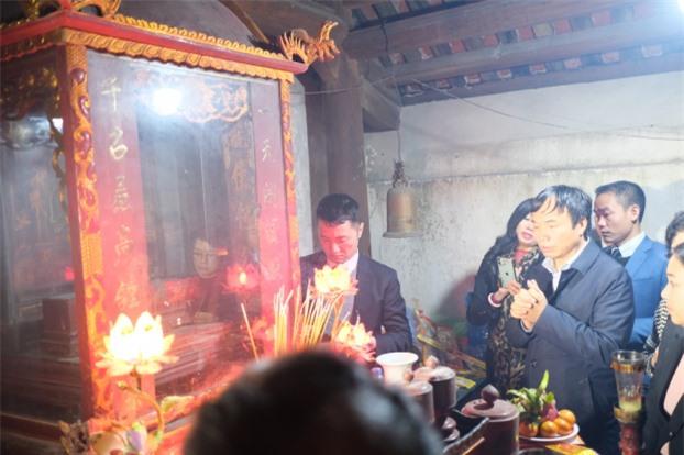 Cận cảnh di tích thờ công chúa Nhồi Hoa nước Lào ở Ninh Bình 10
