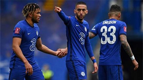 Chelsea sẽ ra sân với sơ đồ nào trước Porto?