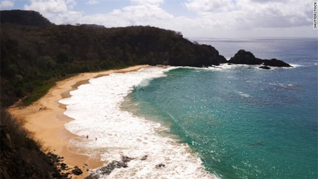 Những thiên đường biển đẹp khó cưỡng - 11