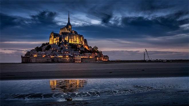 Mont Saint Michel - hòn đảo lâu đài của những giấc mơ - 5